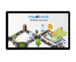 Hopntrack Technologies Pvt Ltd Logo