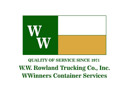 W.W.Rowland Trucking Co., Inc. Company Profile