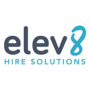 Elev8 Hire Solutions Logo