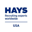 Hays Specialist Recruitment Ltd Company Profile
